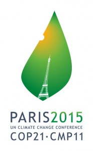 Paris 2015 COP21 logo